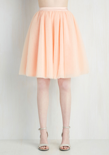 Tulle Skirt Modcloth