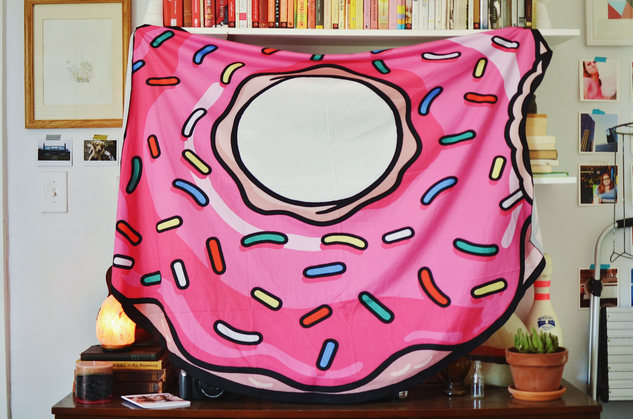 Sheinside donut beach blanket